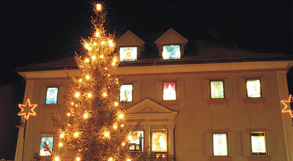 Advent im Weiherbad